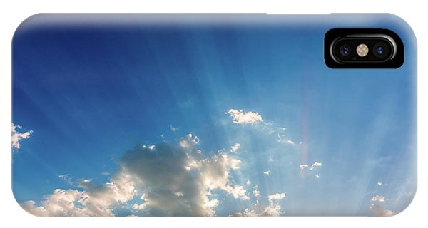 IPhone Case featuring the photograph Cause For Hope by SR Green