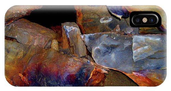 Cave Gems IPhone Case