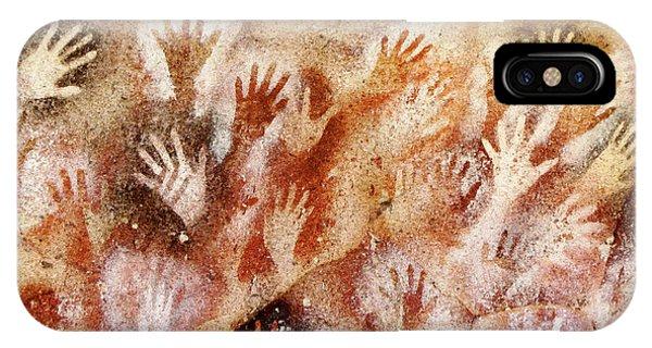 Cave Of The Hands - Cueva De Las Manos IPhone Case