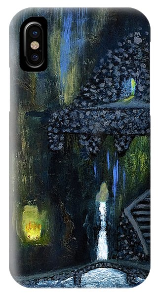 Cave Of Thrones IPhone Case