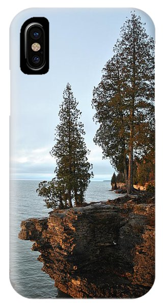 Cave Point IPhone Case