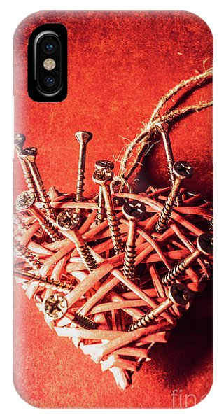 Metal iPhone Case - Cavities Of Love by Jorgo Photography - Wall Art Gallery