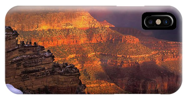 Grand Canyon iPhone Case - Canyon Dawn by Mikes Nature