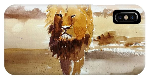 Cecil The Lion IPhone Case