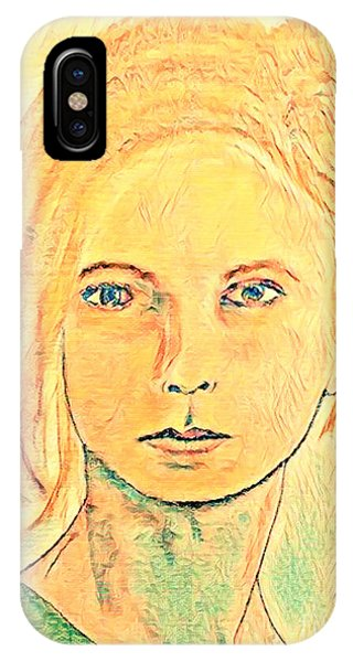 Cecilia IPhone Case