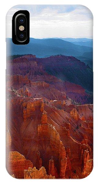 Cedar Breaks Brilliance IPhone Case