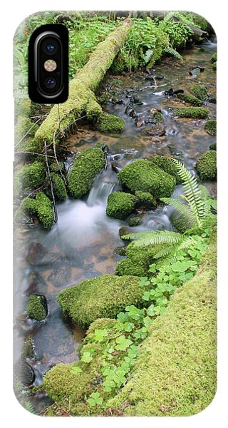 IPhone Case featuring the photograph Cedar Creek Near Cottage Grove Lake #3 by Ben Upham III