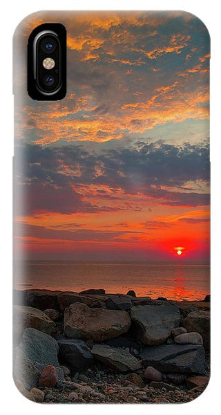 Cedar Point Sunrise IPhone Case