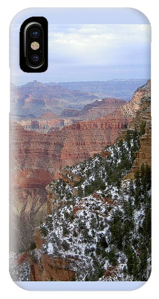 Cedar Ridge Grand Canyon IPhone Case