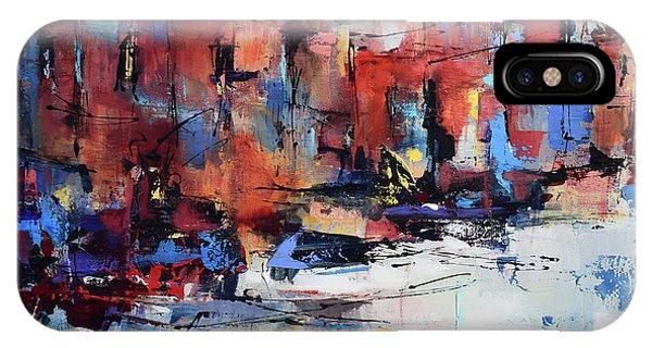 Fauvism iPhone Case - Cefalu Seaside by Elise Palmigiani