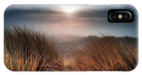 Cefn Sidan Beach 1 IPhone Case