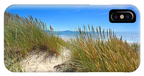 Cefn Sidan Beach 2 IPhone Case