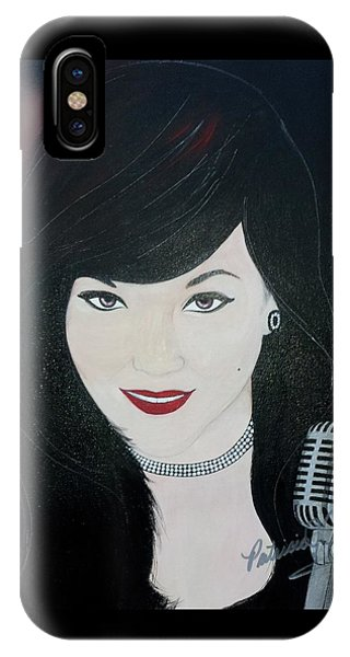 Celeste Barbier IPhone Case