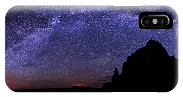 Exposure iPhone Case - Celestial Arch by Chad Dutson