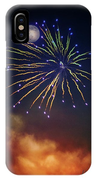 Celestial Celebration  IPhone Case