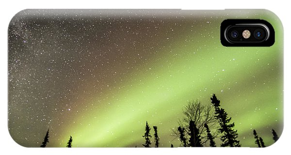 Celestial Collision IPhone Case