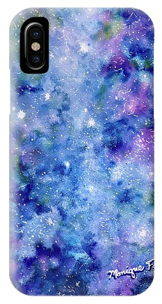 Celestial Dreams IPhone Case