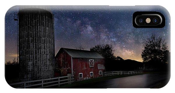 Celestial Farm IPhone Case