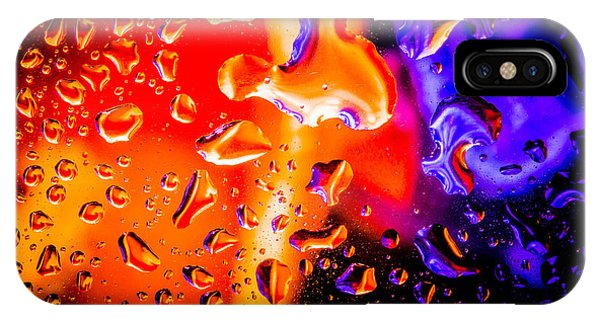 Celestial Fusion Break  IPhone Case