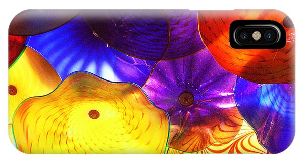 Celestial Glass 3 IPhone Case
