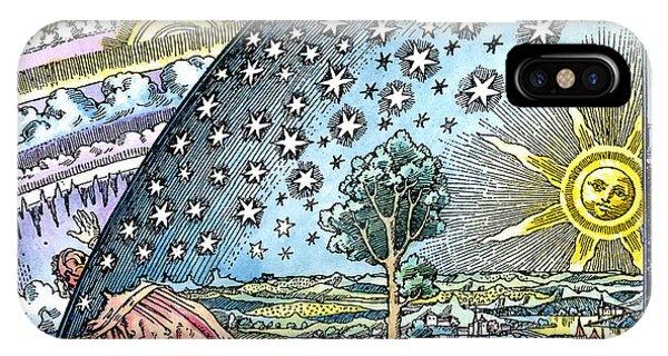 Celestial Mechanics, Medieval Artwork IPhone Case