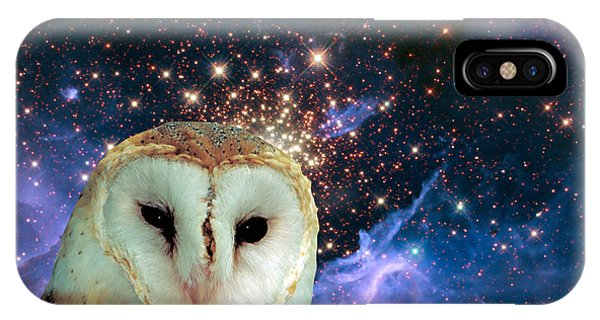 Celestial Nights IPhone Case