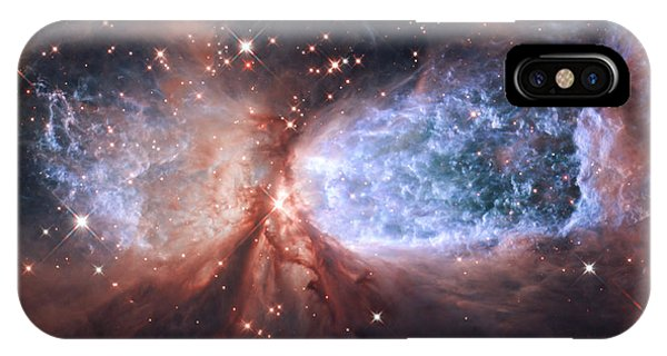 Celestial Snow Angel IPhone Case