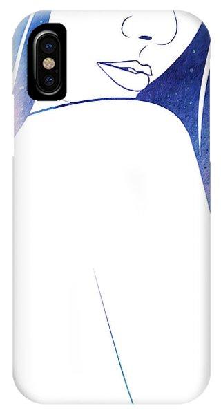 Celestial V IPhone Case