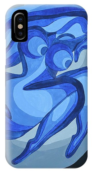 Celibacy Blues IPhone Case