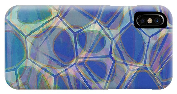 Fineart iPhone Case - Cell Abstract One by Edward Fielding