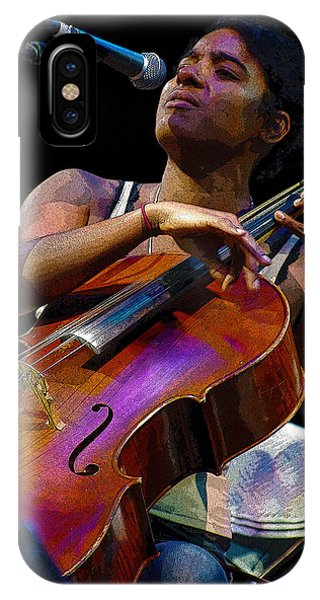 Cellist IPhone Case