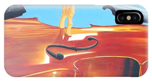 Cello IPhone Case