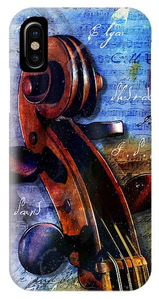 Cello Masters IPhone Case