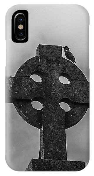 Celtic Cross #2 - Scotland IPhone Case