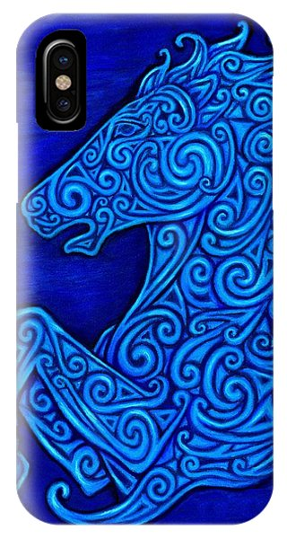 Celtic Horse IPhone Case