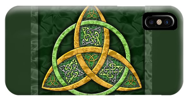 Celtic Trinity Knot IPhone Case