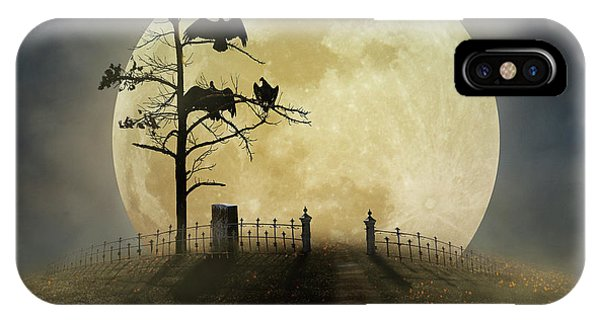 Cemetery Hill IPhone Case