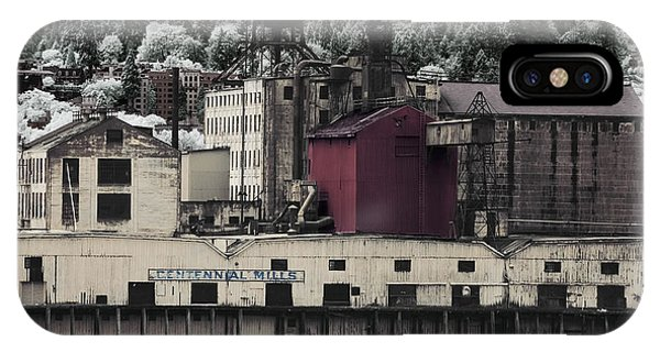 Centennial Mills IPhone Case