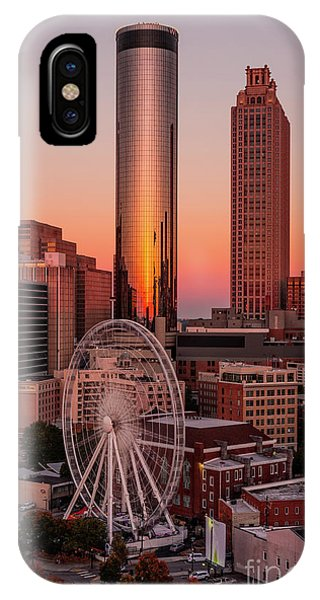 Centennial Olympic Park IPhone Case