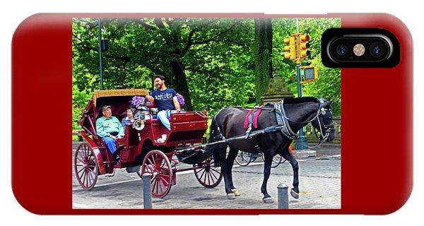 Central Park 5 IPhone Case