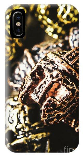 Strength iPhone Case - Centurion Of Battle by Jorgo Photography - Wall Art Gallery