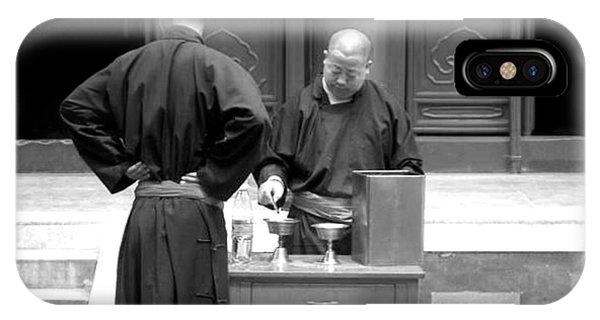 Ceremony Phone Case by Diana Davenport