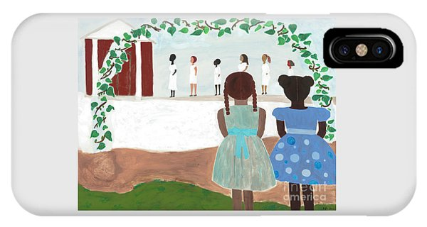 Ceremony In Sisterhood IPhone Case