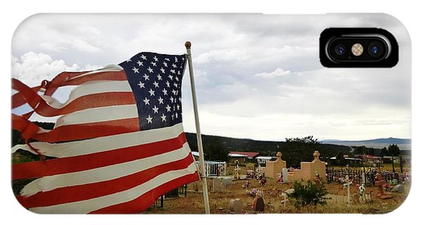 Cerro, New Mexico IPhone Case