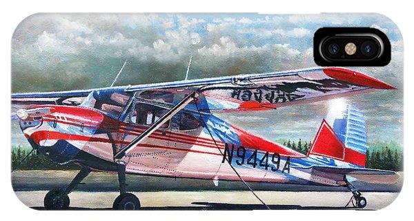 Cessna 140 IPhone Case