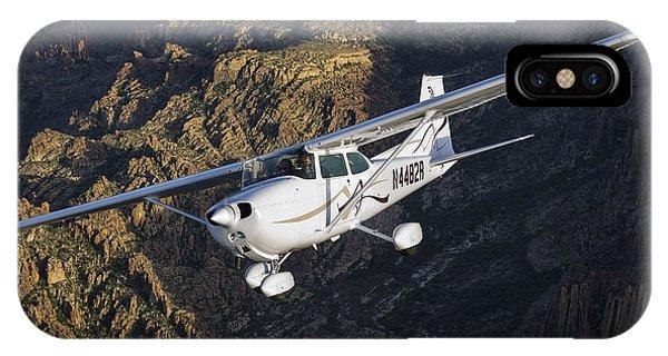 Cessna 172m IPhone Case