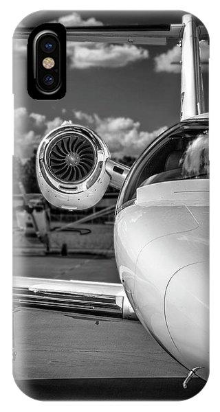 Cessna Citation IPhone Case