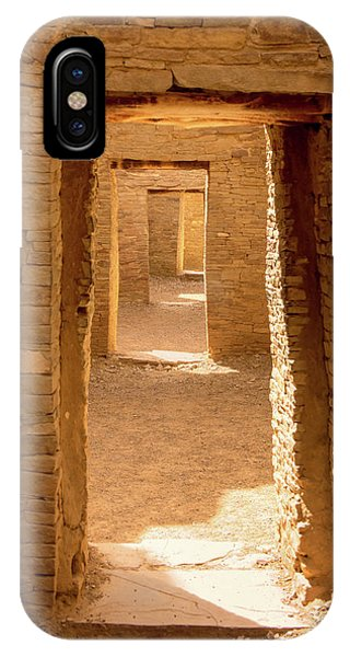 Chaco Ancient Doors   IPhone Case