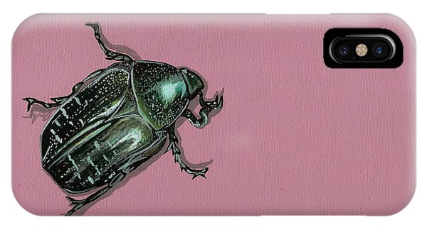 Chaf Beetle IPhone Case