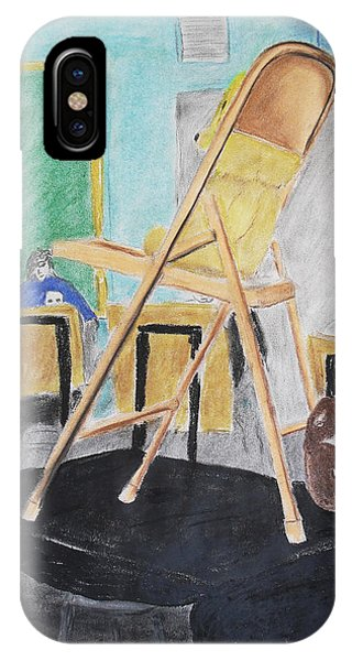 Chair Life Study IPhone Case